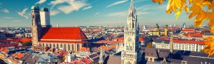 Munich Skyline - About the company Be Think, Solve, Execute GmbH
